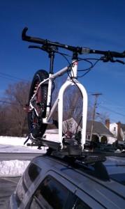 Fat Tire Adapter Kit for Thule ProRide Roof Bike Rack ... |Fat Bike Roof Rack Thule